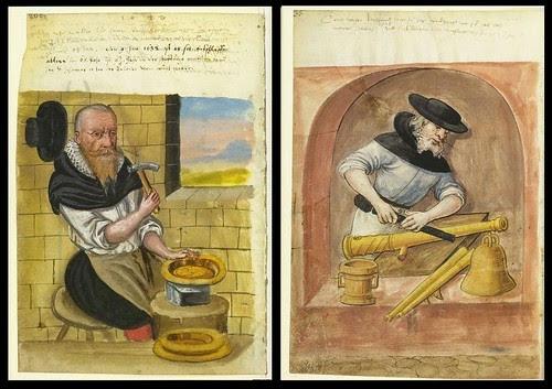 Metalworker and Bellmaker