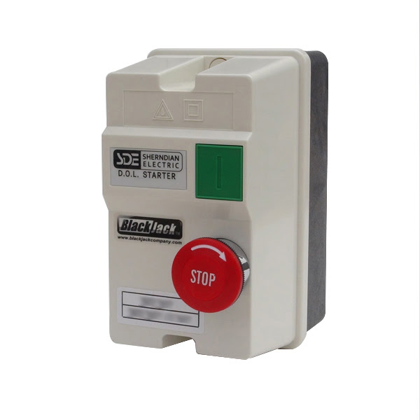 Magnetic Switch 220 240v 18 To 26 Amp 3 Hp Workshop Supply