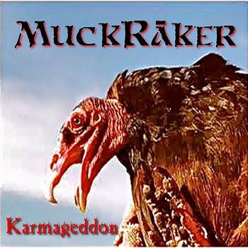 Karmageddon cover art