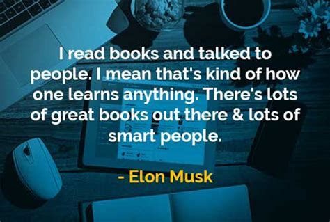 kata kata bijak elon musk membaca buku  berbicara