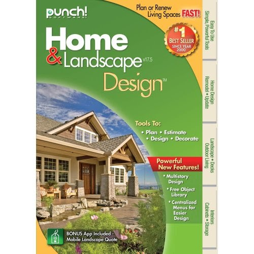 Best Online Software For Free Punch! Home & Landscape Design 17 5