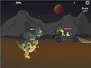 Jogar Jurassic escape Jogos
