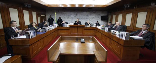 Por 6 votos a 1, ministros do TSE aprovaram criação do PSD, 28º partido do Brasil (Foto: Nelson Jr./ASICS/TSE)