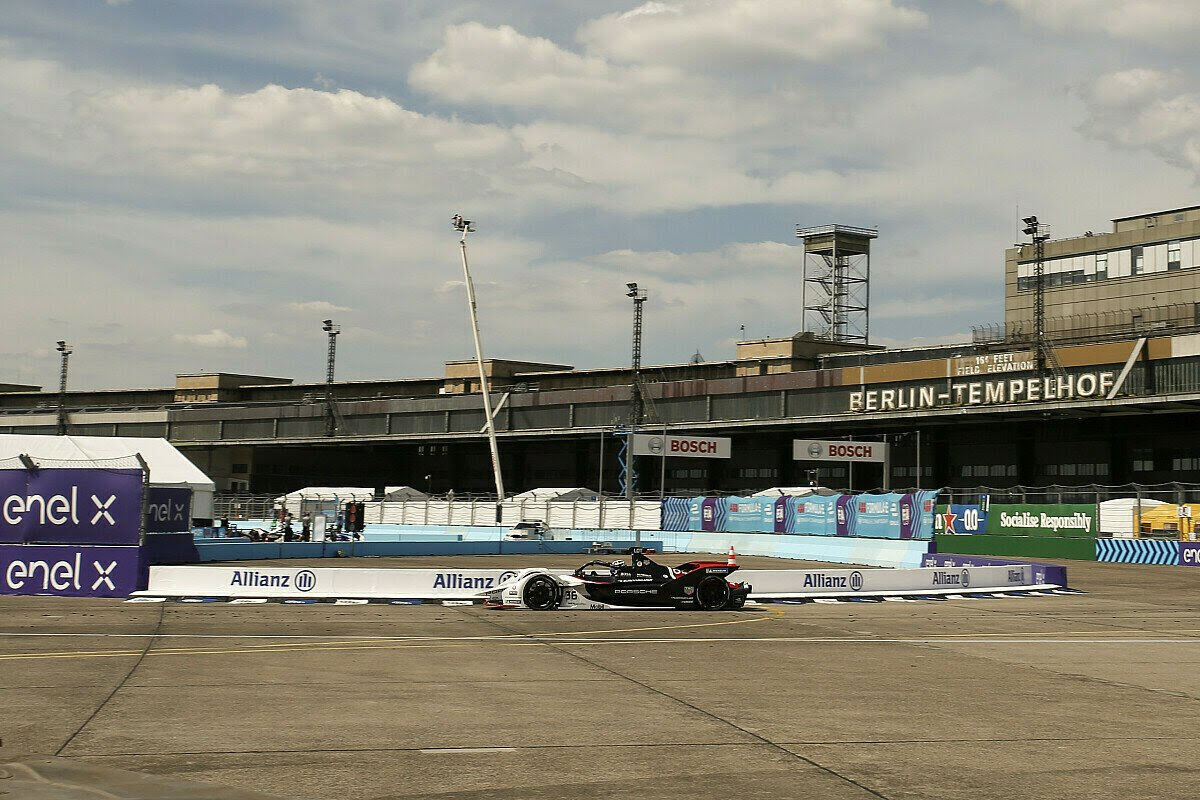 Formel E Berlin: Fans beim Finale in Tempelhof zugelassen