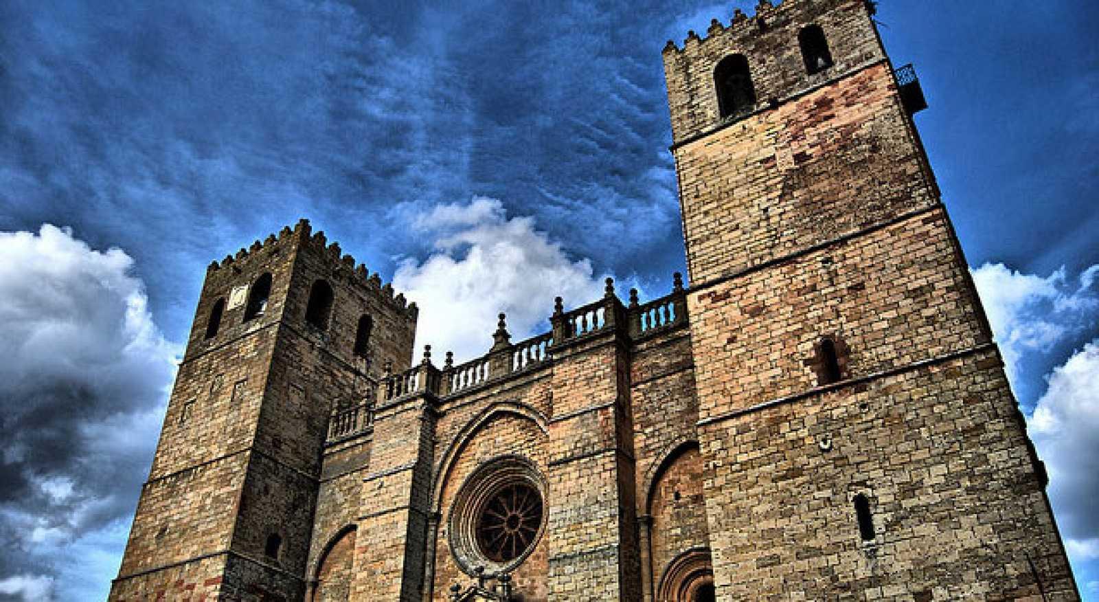 Resultado de imagen de catedral siguenza
