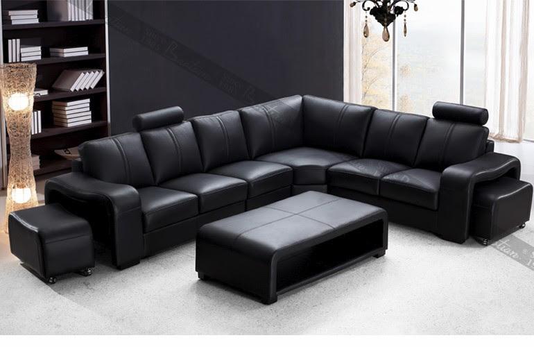 Modern Leather Sofa Malaysia