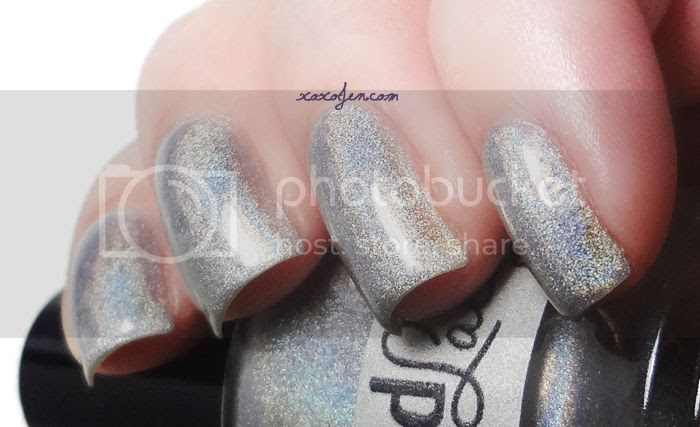 xoxoJen's swatch of Vivid Lacquer Holy Shift