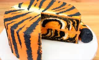 1000  ideas about Leopard Cake on Pinterest   Cheetah