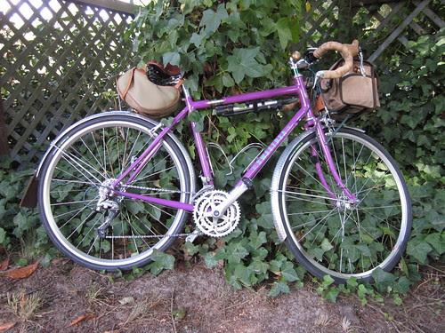 Is that not a pretty bike?