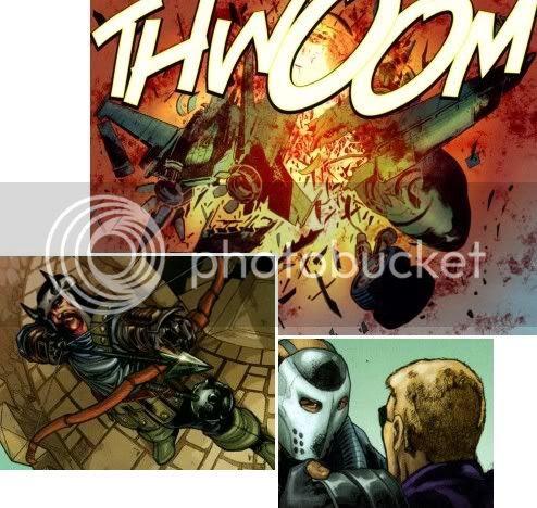 Thunderbolts: O Cerco