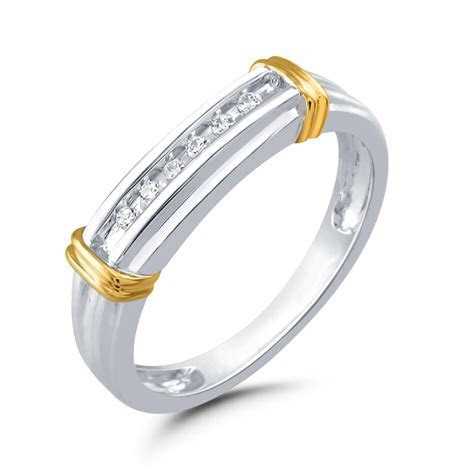 Tradition Diamond Men's Wedding Band   Size 10.5 Only