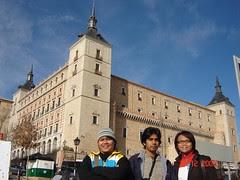 Alcázar, Toledo, Spain