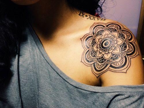 Todo Sobre Los Tatuajes De Mándalas Y 50 Ejemplos Tatuajes Geniales