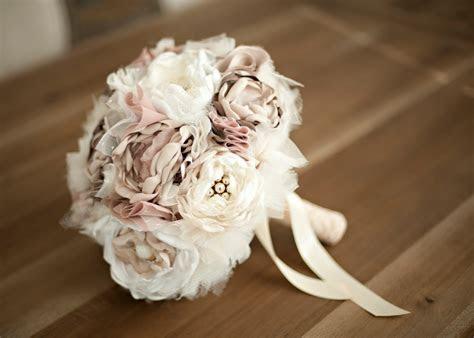wedding flower alternatives bridal bouquets from Etsy