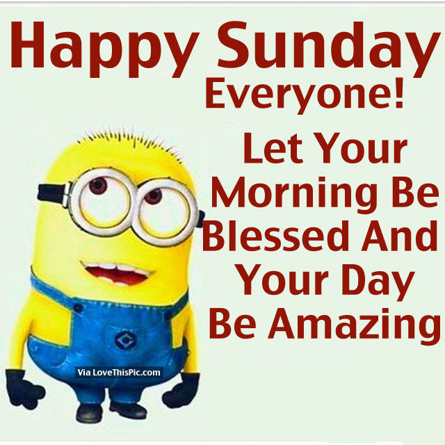 Happy Sunday Everyone Pictures Photos And Images For Facebook