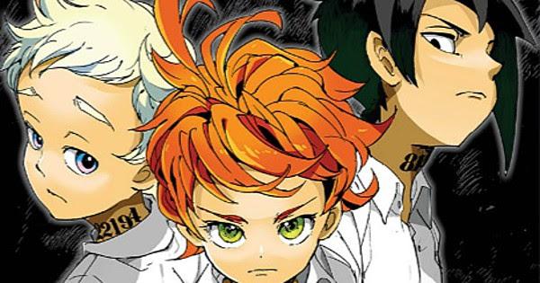 Viz Media to Preview The Promised Neverland Manga in ...