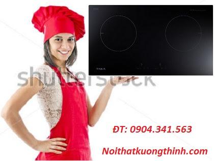 Bếp từ Taka sẽ giúp các bà nội trợ thỏa sức sáng tạo món ngon mỗi ngày