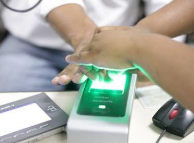 Mais de 1,4 mi de eleitores ainda não fizeram biometria na BA; prazo termina dia 31