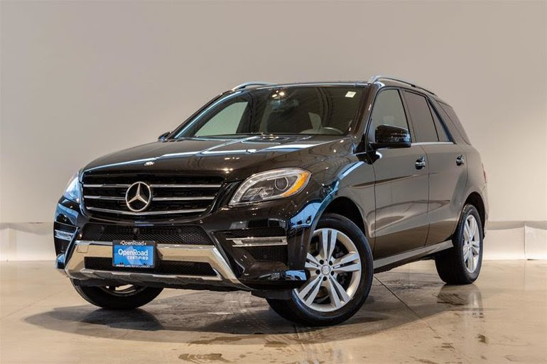 Pre-Owned 2015 Mercedes-Benz ML350 BlueTEC 4MATIC - $35995 ...