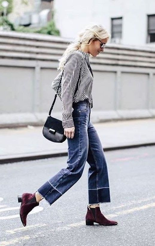 Le Fashion Blog 7 Pairs Of Cropped Jeans To Buy Now Via Happily Grey