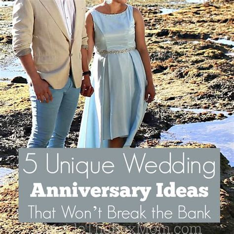 5 Wedding Anniversary Ideas That Are Awesome   Working Mom