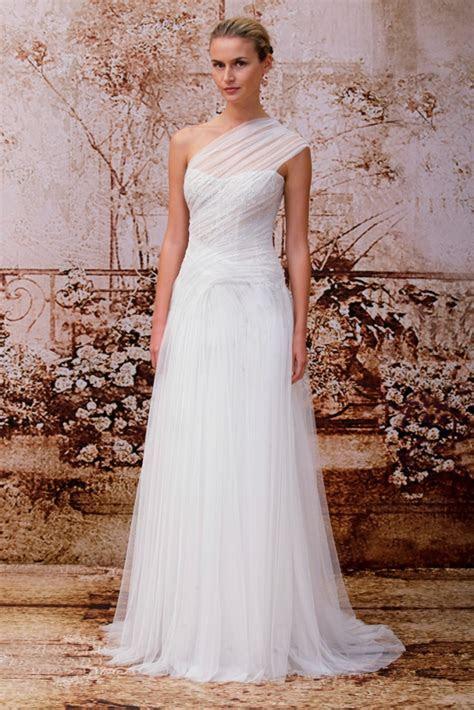 Designer Wedding Dresses for 2014 by Monique Lhuillier
