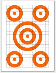 Printable targets. for indoor Nerf hunting. | boredom busters ...