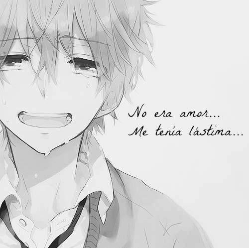 Una Charla Triste Y Frases De Desamor Tnt Romanticos Del Anime Amino