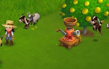 Feed Mill - FarmVille 2