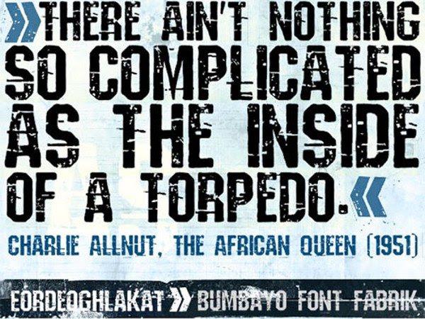 Eordeoghlakat free font +10 Tipografías elegantes y gratuitas   Parte III