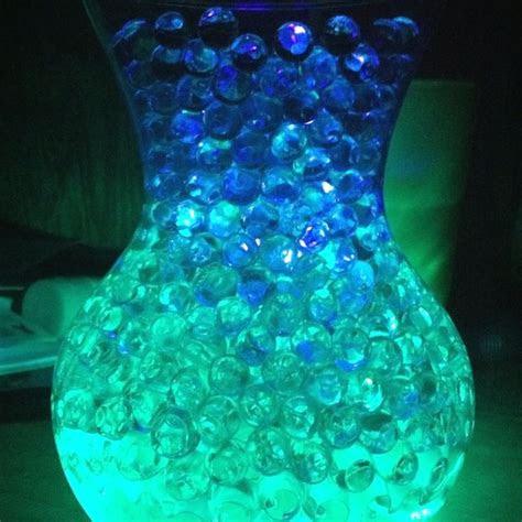 ideas  water beads centerpiece  pinterest