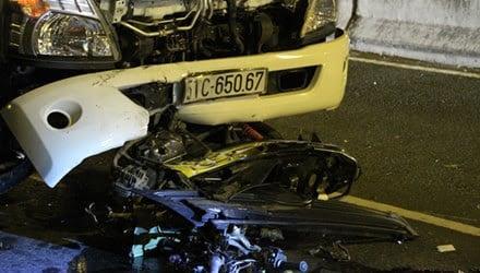 Hình ảnh Tai nạn giao thông nghiêm trọng, nam thanh niên chết thảm số 1