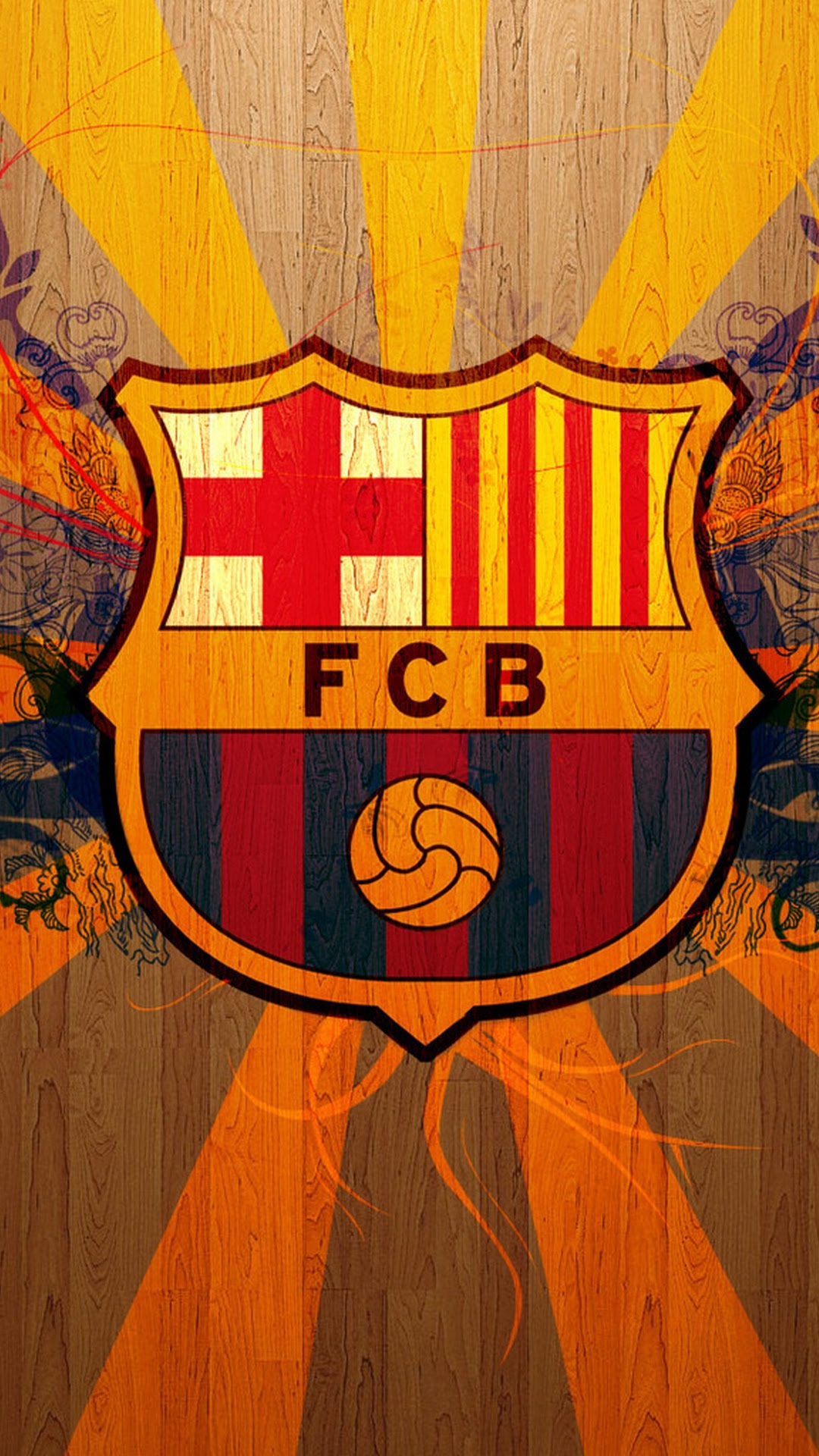 Wallpapers For Galaxy Fc Barcelona Logo