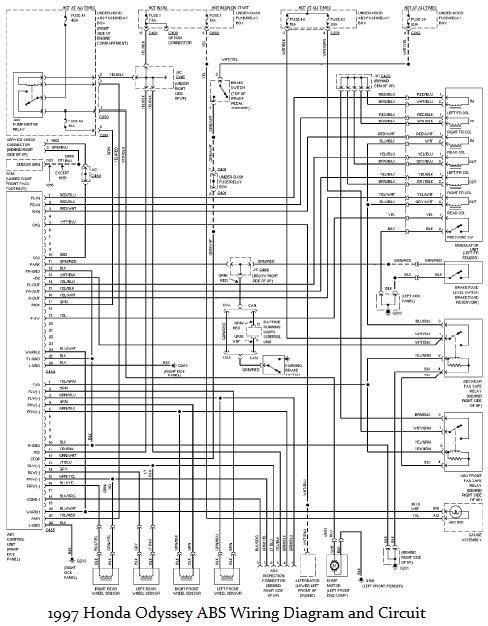 30 Honda Odyssey Wiring Diagram