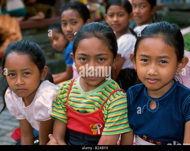 Indonesia Children Culture Color Stock Photos  Indonesia Children Culture Color Stock Images