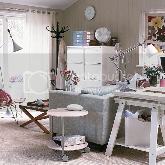 Country Small Spaces Offices Air Media Design