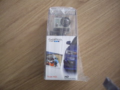 Unboxing GoPro HD