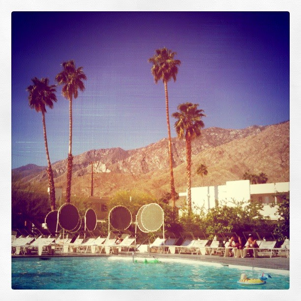 Spring Break at the Ace Palm Springs