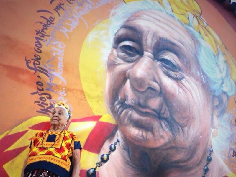 Colectivo Chiquitraca Arte Urbano En Homenaje A La Cultura Zapoteca