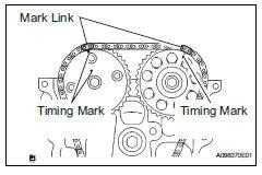 Toyota Rav4 Service Manual Installation Timing Chain 2az Fe Engine Mechanical
