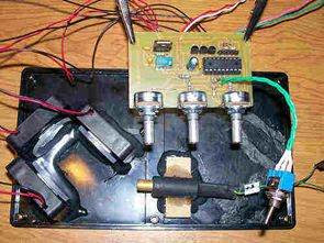 Chương trình Laser 3 trục với PIC18F1220