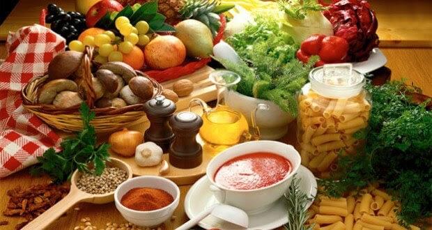 comida vegana