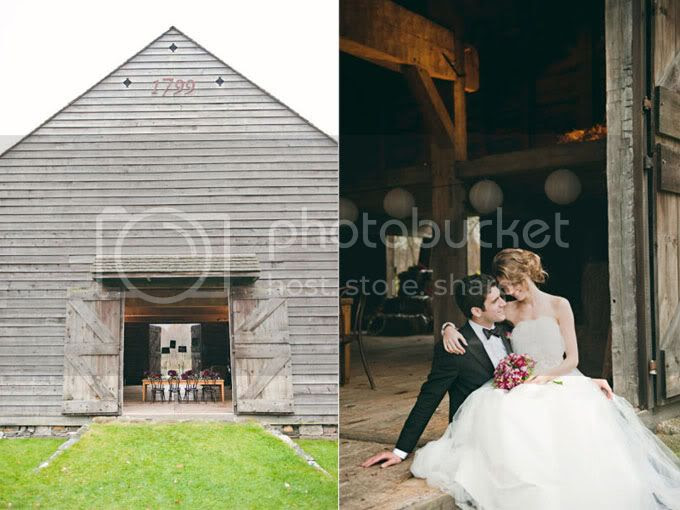 Bricolage A Wedding For Your Wednesday Luxe Boho Barn