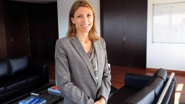 Isela Costantini, titular de Aerolíneas Argentinas.
