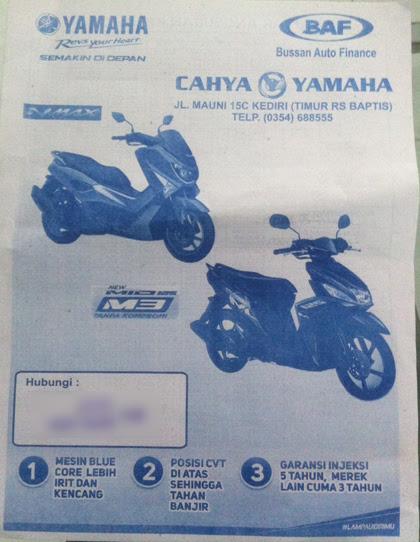 Brosur Yamaha (2)