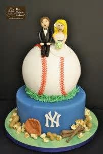 25  best ideas about Baseball Wedding Cakes on Pinterest