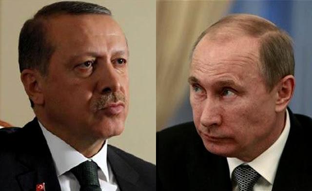 Ο Ερντογάν… ικέτης στον Πούτιν: Σώστε μας από την ΕΕ!