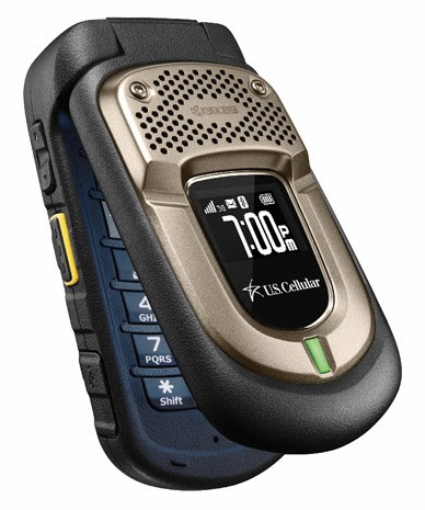 Kyocera DuraPro keeps the rugged flip phone alive on US Cellular, ships February 28th for $99