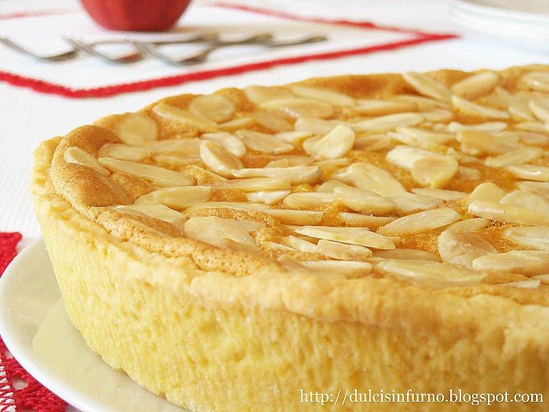 Crostata di Mele e Mandorle-Apple and Almond Tart