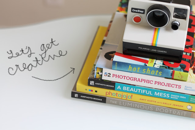 5 Fantastic Photography Books for the Creative Beginner